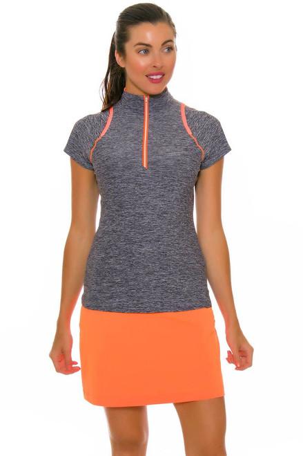 Annika Women's Digital Marcail Knit Pull On Golf Skort