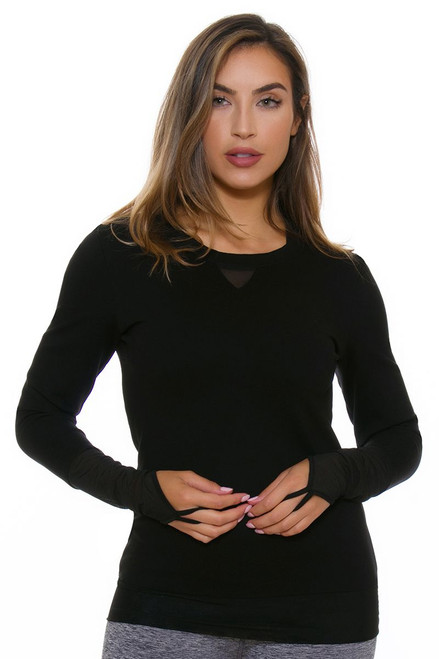 Electric Yoga Women's Confident Queen Long Sleeve EY-801100 Image 4