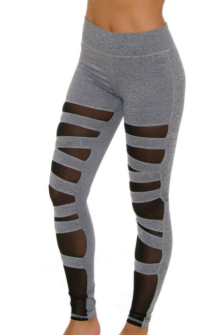 Electric Yoga Women's The Bond Workout Legging EY-501531 Image 4