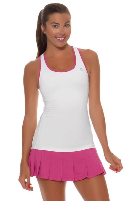 Eleven Women's Core Flutter Pleated Tennis Skirt