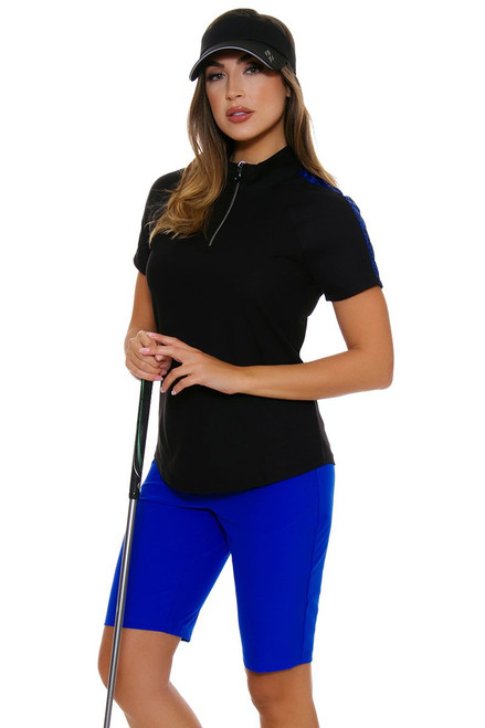 Greg Norman Women's Animal Instincts Twill Golf Shorts GN-G2F7H783 Image 1