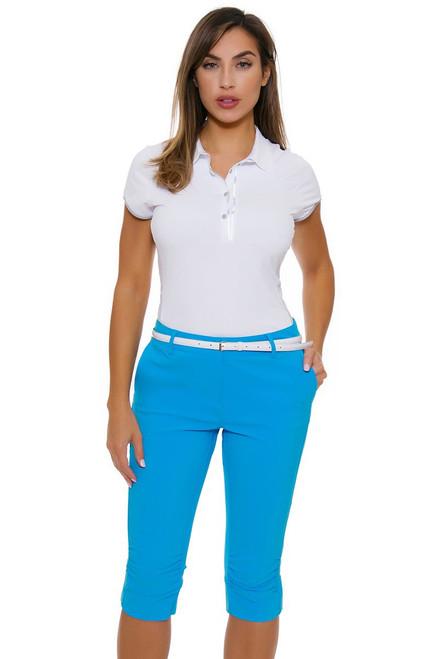 Annika Women's Warrior Morgain Long Golf Shorts