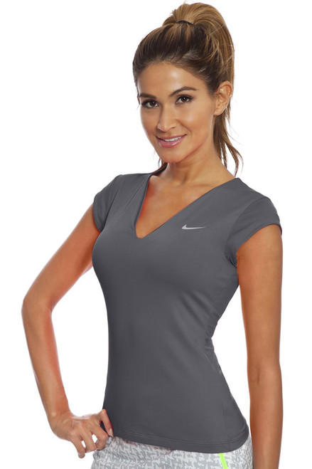 Tour Sleeveless Grey Shirt N-685411-021