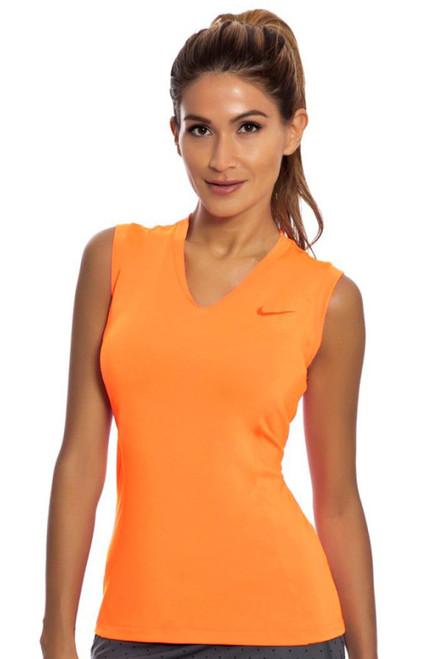 Tour Sleeveless Orange  Shirt N-685411