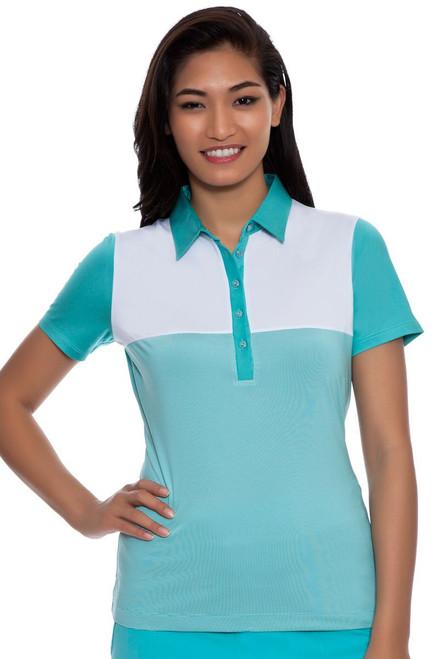 Bailey Block Golf Polo Shirt