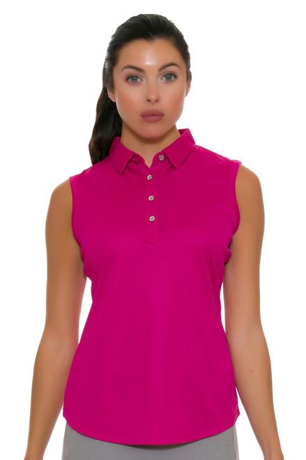 Cutter & Buck Women's Basics Flora Clare Golf Sleeveless Shirt