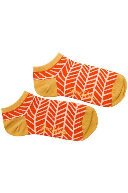 Ame & Lulu Women's Meet Your Match Tango Socks AL-Meet Your Match Socks-Tango Image 2