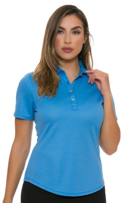 Cutter & Buck Women's Pearl Vista Fiona Golf Short Sleeve Polo