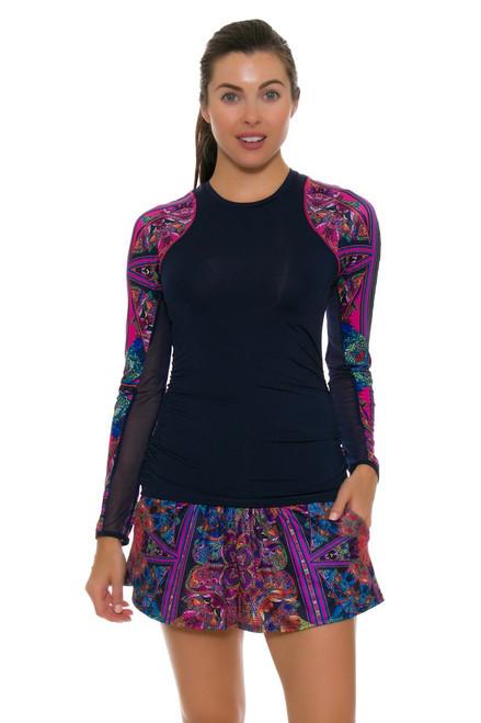 Lucky In Love Women's Athena Pocket Tennis Skirt