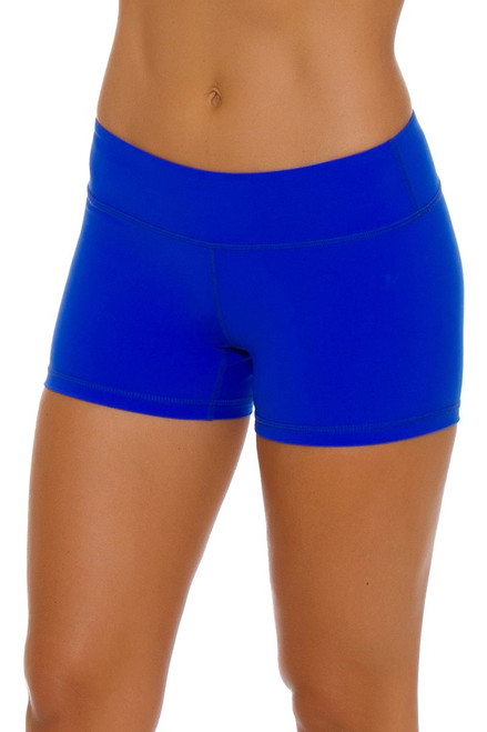 Tonic Active Women's Kaleidoscope Royal Base Shorts