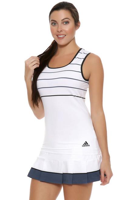 Adidas Women's All Premium White Tennis Skirt