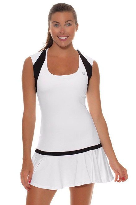 Eleven Women's Core White Grand Slam Tennis Dress