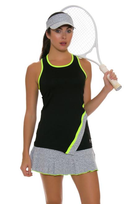 """Sofibella Women's Paris Matchpoint 13"""" Tennis Skirt"""