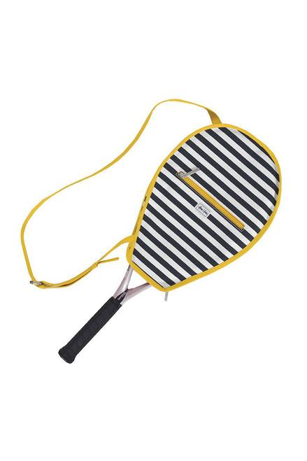 Ame & Lulu Women's Riley Tennis Racquet Cover AL-Riley Racquet Cover