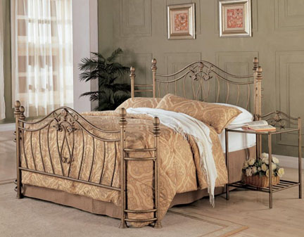 choose between a variety of bed frames crafted from aluminum brass bronze and iron