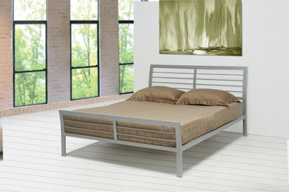 aluminum metal bed frames offer high mobility they are durable lightweight and affordable some of the most sought after aluminum metal bed frames are