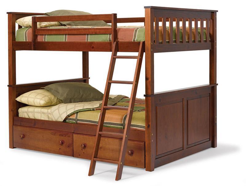 Full Bunk Bed Part 68