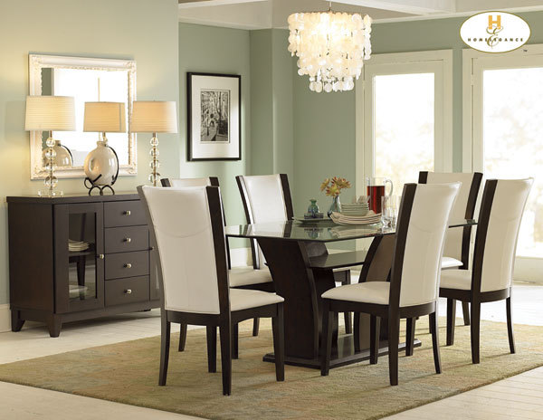 Delightful Glass Dining Table