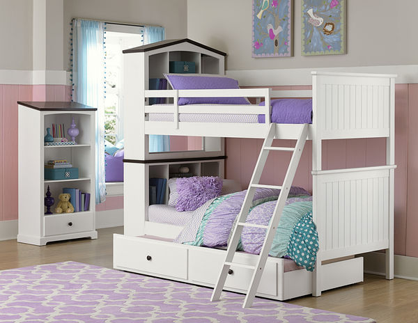 Cool space saving ideas using bunk beds www for Cool space saving ideas