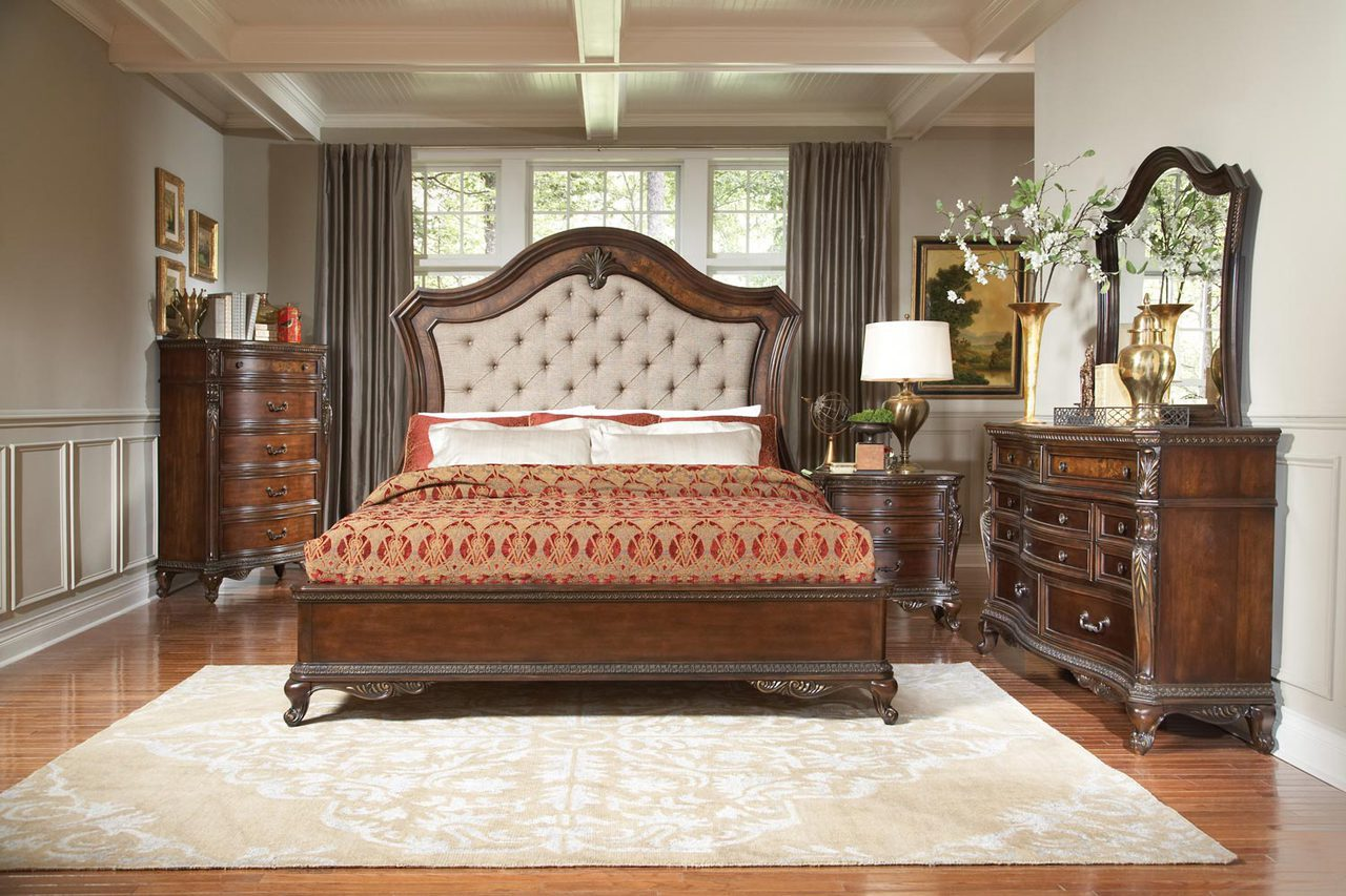 Traditional Bedroom Furniture Ideas: Finding Your Style - www ...