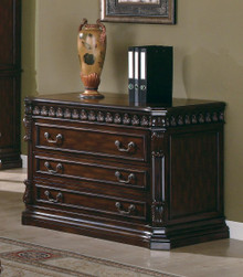 Rich Brown Executive File Cabinet