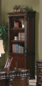 Rich Brown Executive Bookcase
