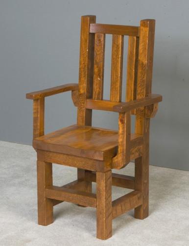 Barnwood Arm Chair in Dark or Honey Pine Finish : BarnwoodArmChair426011420742782386513 from www.efurniturehouse.com size 386 x 502 jpeg 35kB