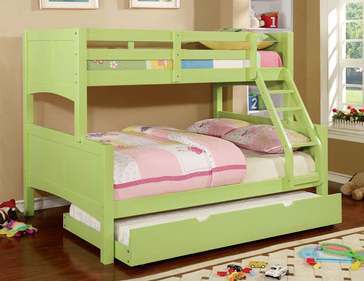 Chase Cottage Twin Over Full Bunk Bed
