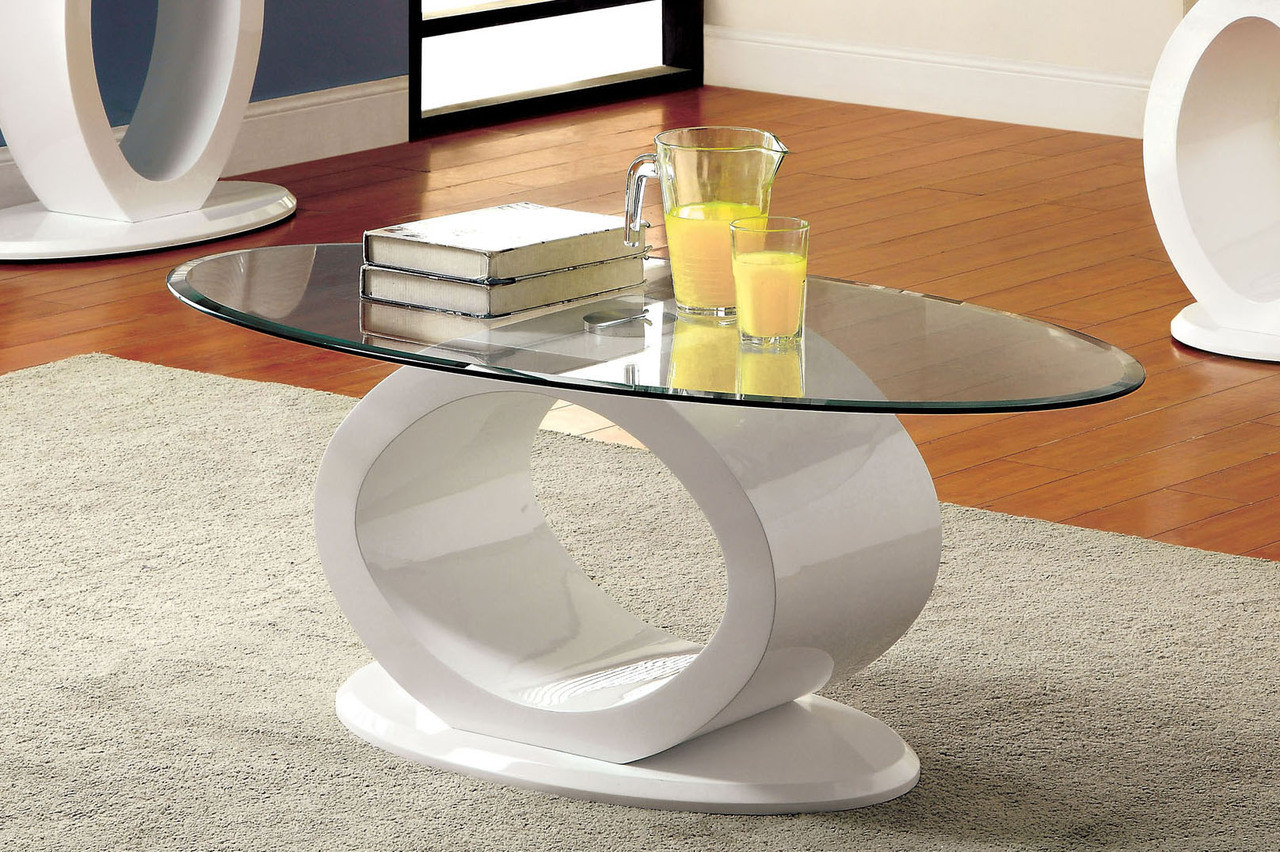 newark glass white black gloss coffee table. Black Bedroom Furniture Sets. Home Design Ideas