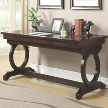 Chestnut Writing Desk with Drawer