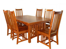 Grand Canyon GC-TA491 Mission Solid Oak Dining Set