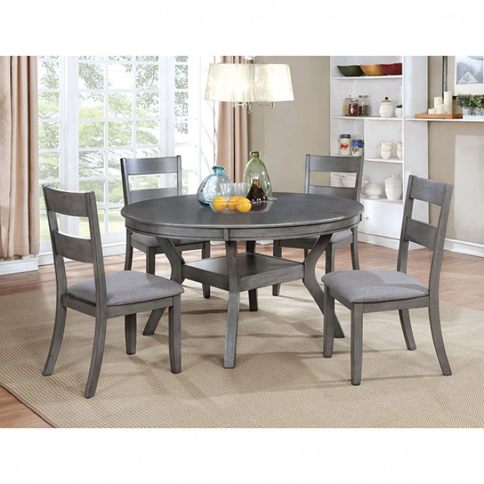 "54"" Round Dining Table Set"