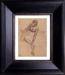 Degas - Dancer Adjusting Her Slippers