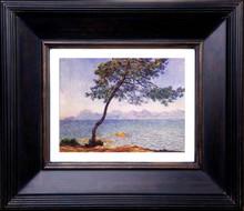 Monet Antibes 1888