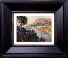 Monet Monte Carlo Roquebrune 1884