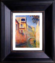 Monet - Rio De La Salute 1908