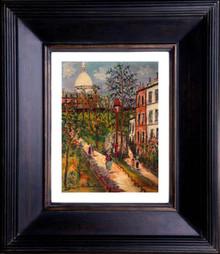 Maurice Utrillo Montmartre 1930