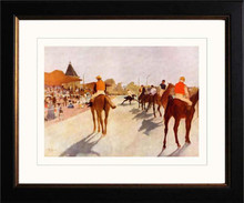 Degas - At The Race Course