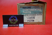 Teledyne Continental Motors Piston  PN 1-531510