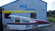 Beechcraft V35B Bonanza Fuselage (EMAIL OR CALL TO BUY)