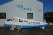 Piper PA-28-236 Dakota Fuselage (CALL OR EMAIL TO BUY)