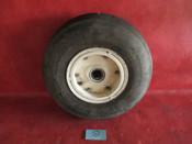 Cleveland Aircraft Wheel Assy Type III 6.50-8 PN 40-128