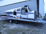 1984 Piper PA-28-181 Archer Fuselage (EMAIL OR CALL TO BUY)