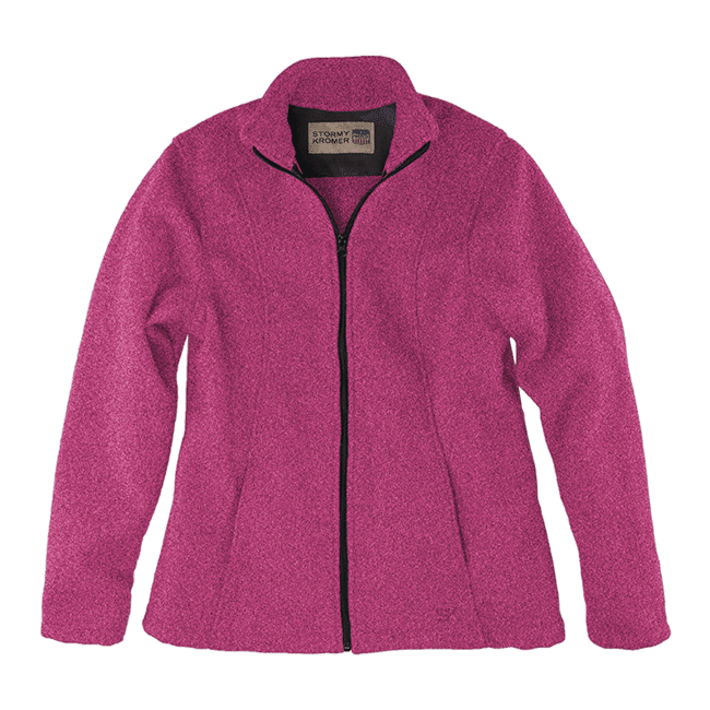 The Woolover Full Zip for Her