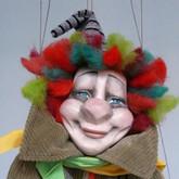 Handmade Marionette - Kamilek