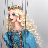 Handmade Marionette - The Little Princess