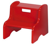 Little Colorado Kid's Step Stool - Red
