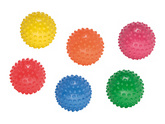 Gymnic Easy Grip Balls - 6 Pieces