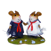 Wee Forest Folk Miniature - Sparkle Sisters (M-528)