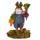 Wee Forest Folk Miniature - Mr. Harvest Bunny (B-20)